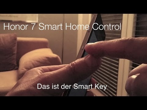Honor 7 for Fibaro Z-Wave Smart Home Control