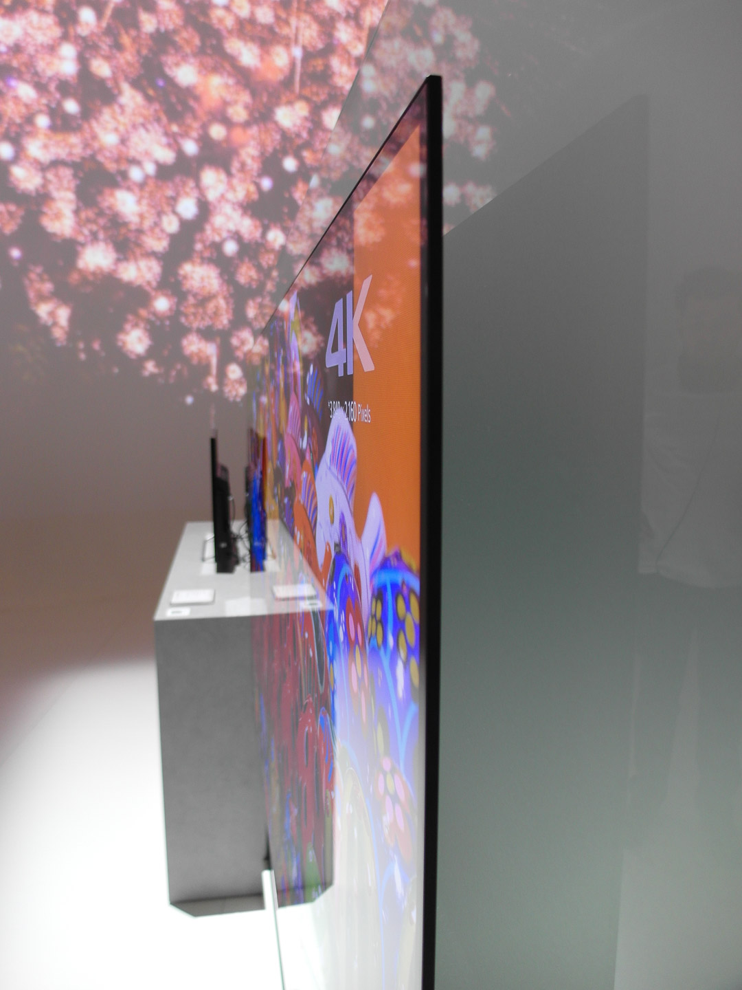 <h1>Sony 4K Ultra HD TV With Android TV</h1> <h2>IFA 2015 SmartHomeConsult Report</h2>